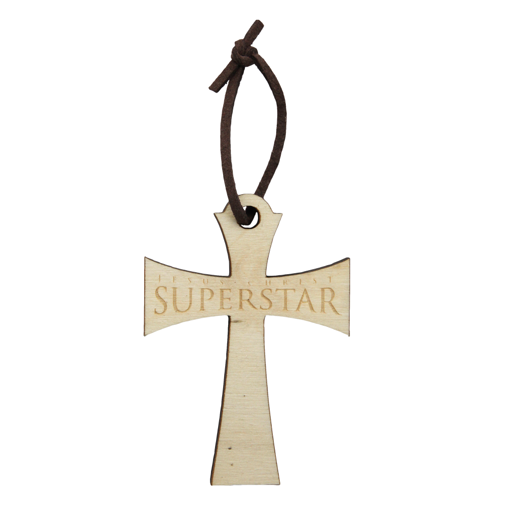 Crucifix Ornament