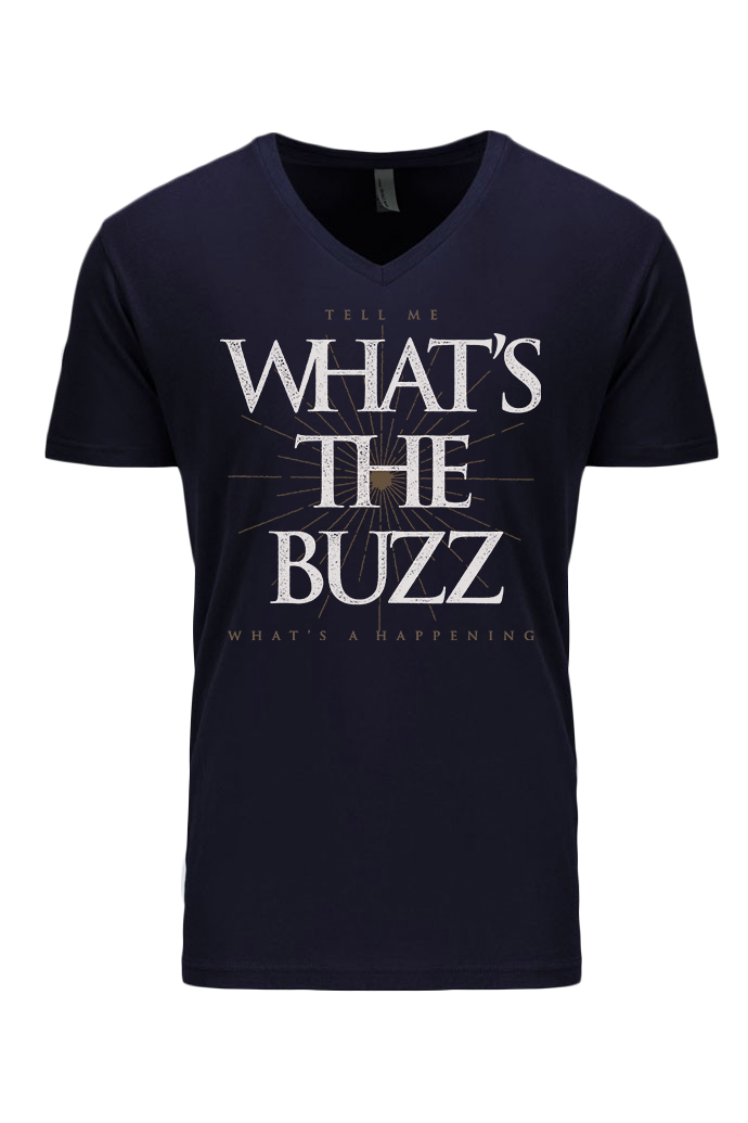 Jesus Christ Superstar Unisex Buzz V-Neck