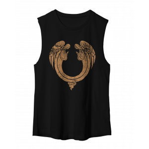 Jesus Christ Superstar Women's Superstar Muscle Tank